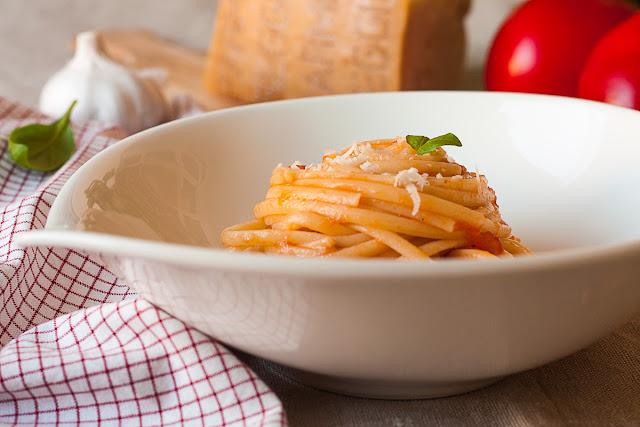 Pasta sa svježim paradajzom