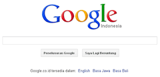 Menjelajah Dengan Google Berbahasa Bali