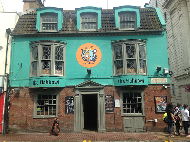 The Fishbowl Brighton