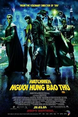 Người Hùng Báo Thù - Watchmen 2009 (2009) Poster