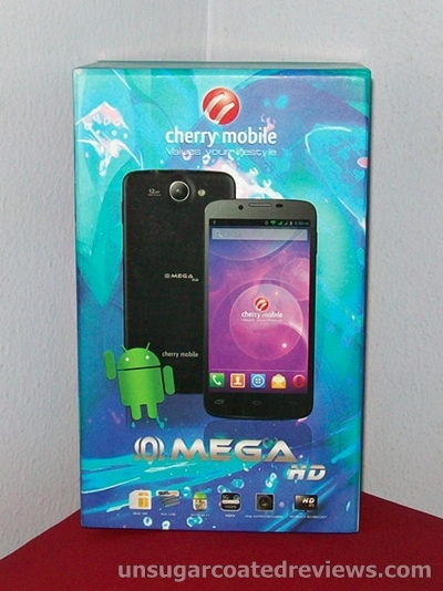 Cherry Mobile Omega HD smartphone