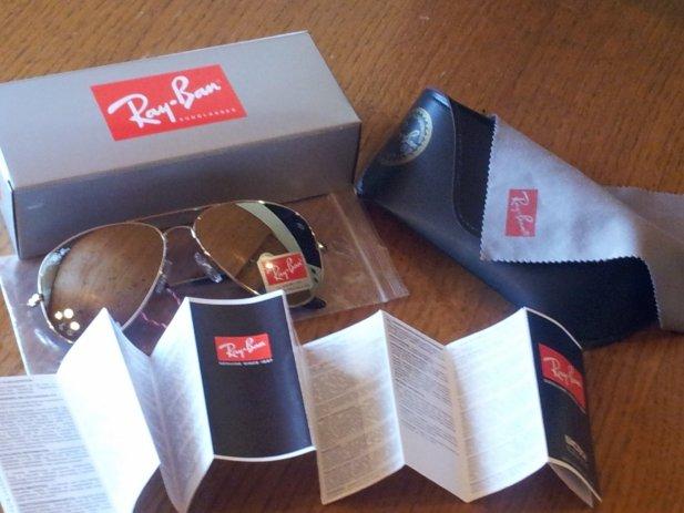 kako prepoznati original ray ban naocare
