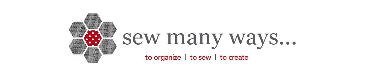 Sew Many Ways...
