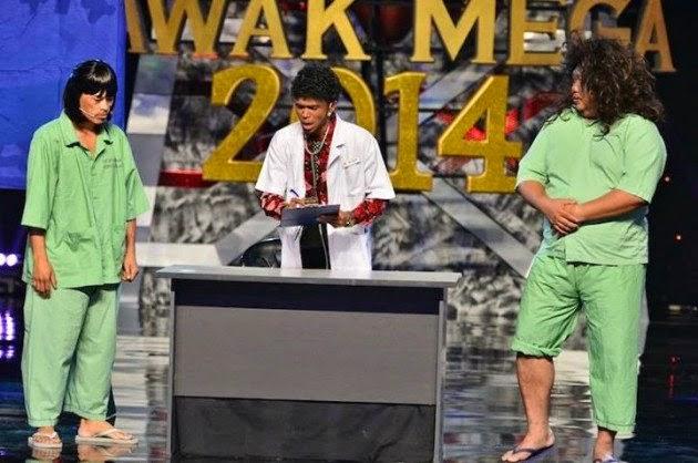 MLM2014 : Jalor Buat Jalaluddin Hassan Tinggalkan Kerusi Juri, info, terkini, hiburan, sensasi, pelawak, kumpulan Jalor, Jalaluddin hassan