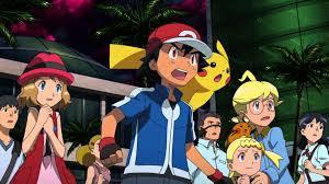 Phim Pokémon Movie 18 :Hoopa và Cuộc Chiến Pokemon Huyền Thoại