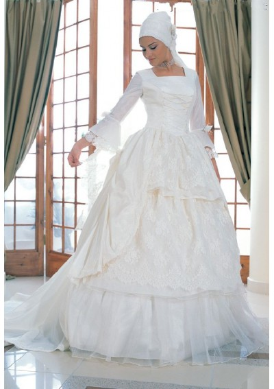 Site Blogspot  Western Wedding Dresses on Abaya  Hijab And Caftan Fashion  Muslim Wedding Dresses