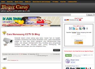 Bloger Caruy