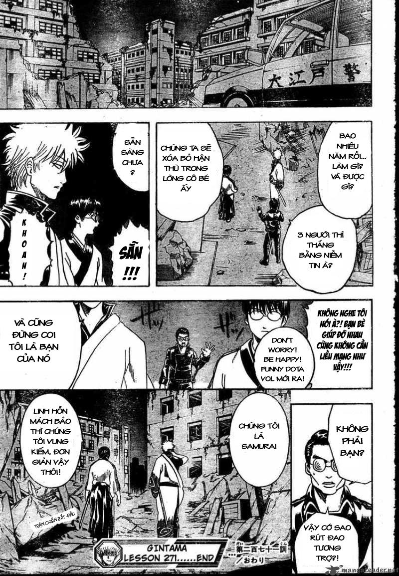Gintama Chap 271