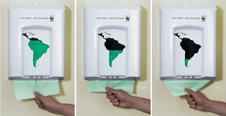 Exemplos interessantes de Publicidade Criativa