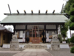 公所浅間神社(大和市)