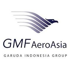 Logo PT GMF Aero Asia