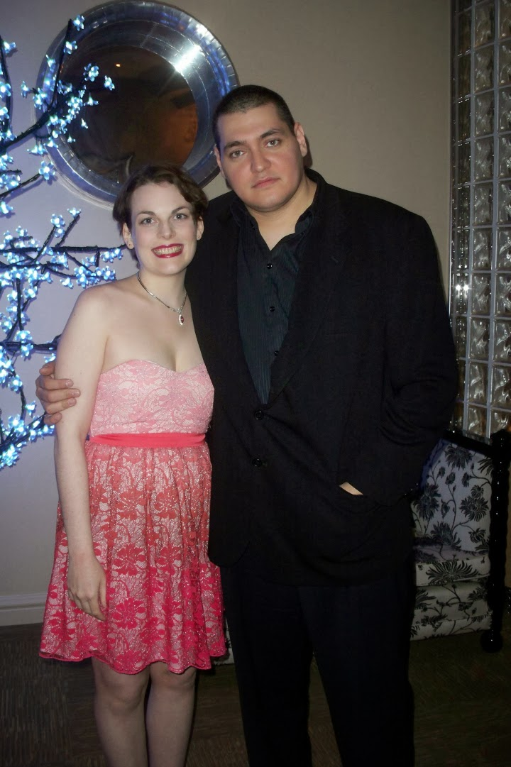 Suzanne Amlin, Logan Payette, Modcloth, Prettiest of All Dress, wedding wear, pink dress, A Coin For the Well