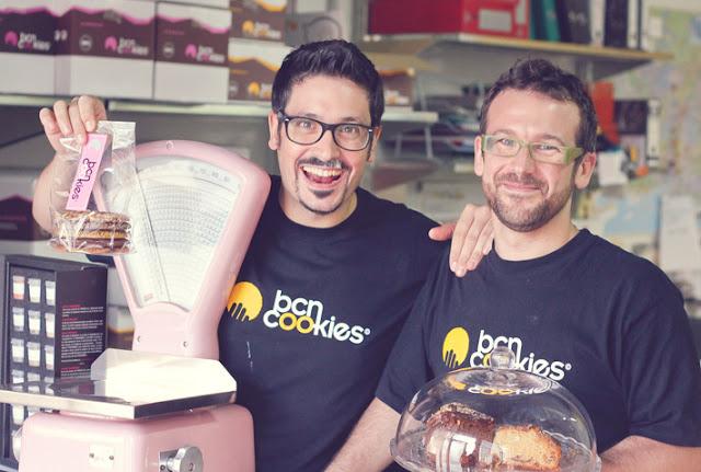 jordi y xavi de bcn cookies