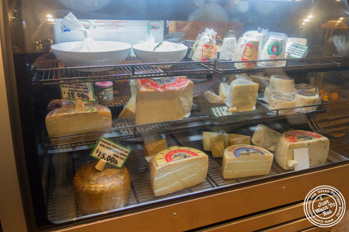 image of cheese at Verde Vita Toscana in Hoboken, NJ