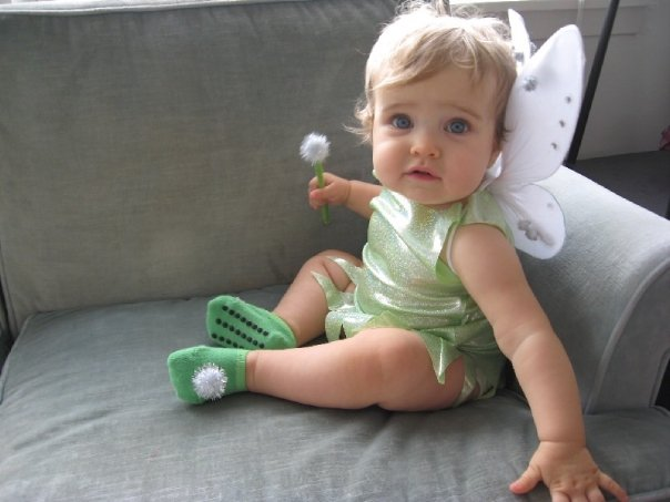 Baby Tinkerbell Costume  sc 1 st  Pro-Star Pepper : tinkerbell costumes for babies  - Germanpascual.Com