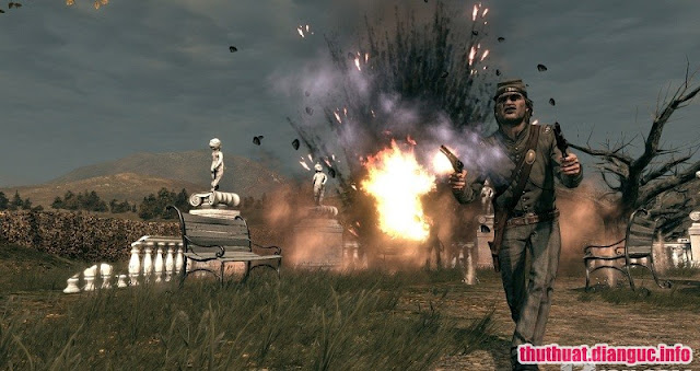 Call of Juarez: Bound in Blood full crack