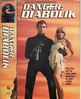Danger Diabolik 1968
