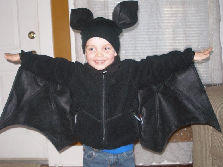 Make Bat Costume