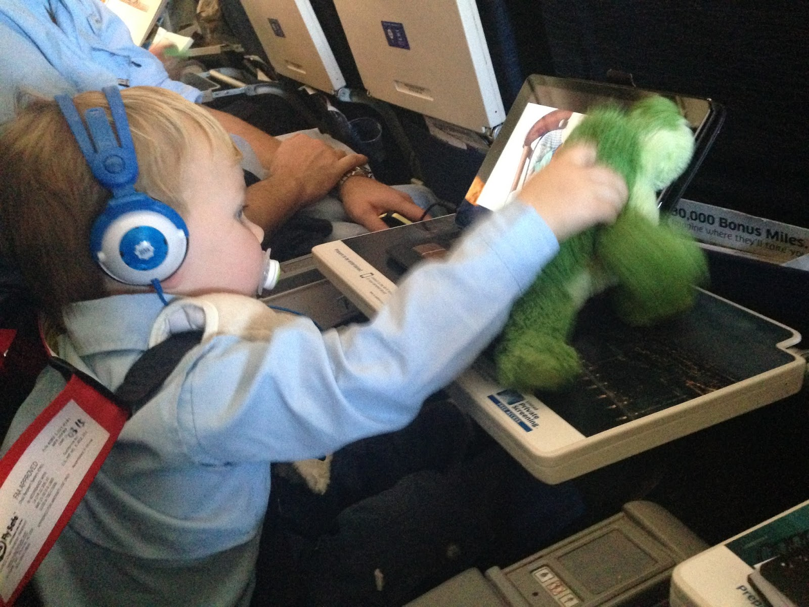 Wife Without Borders: Best Items for Flying with Toddlers