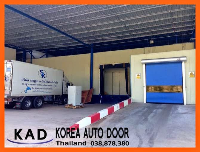 KAD high speed door offer outstanding performance.