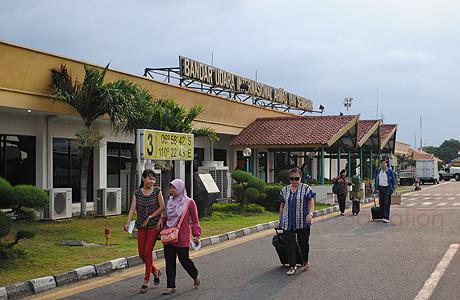 Bandara Ahmad Yani di Semarang