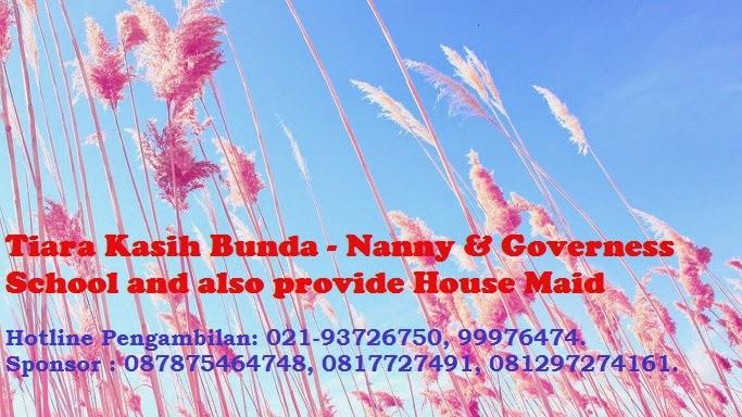 LOWONGAN BABY SITTER & HOUSE MAID (PRT)
