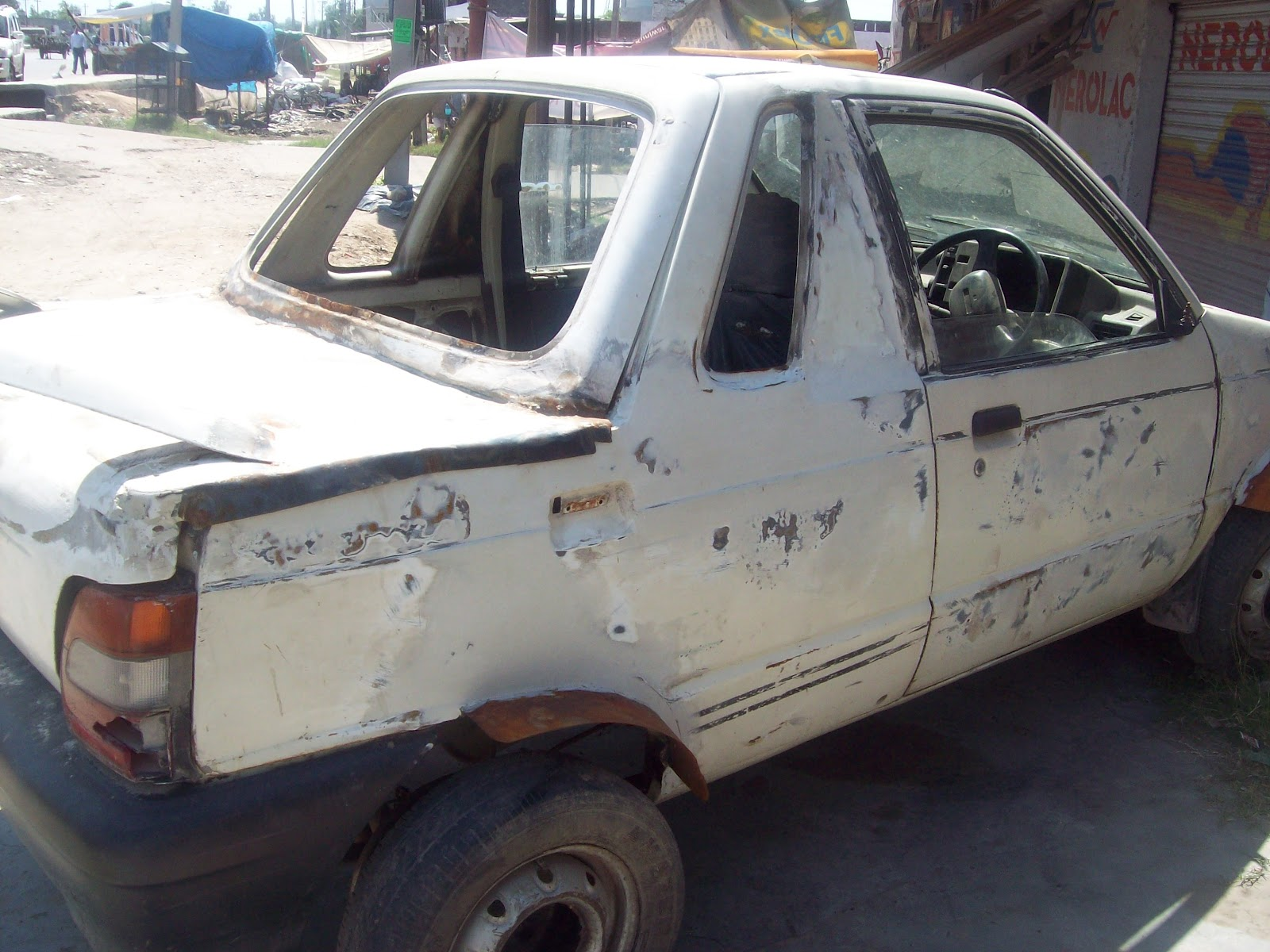 , Jammu: Talented Jammu : : Car Modification Maruti 800 Modified