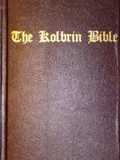 bibbia kolbrin