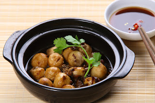 Vietnamese Caramelized Mushroom with Pepper recipe