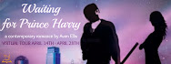 WAITING FOR PRINCE HARRY Tour & Giveaway