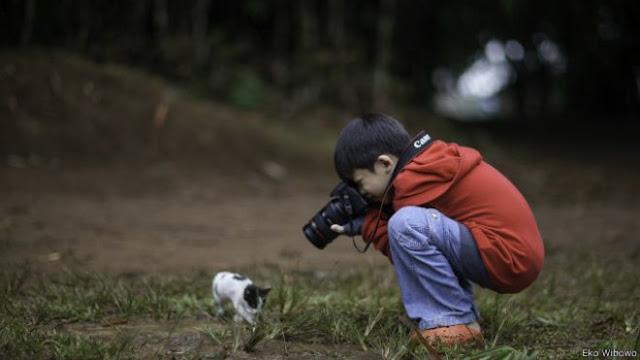 Fotografer Asal Tangerang dengan Karya yang Mendunia