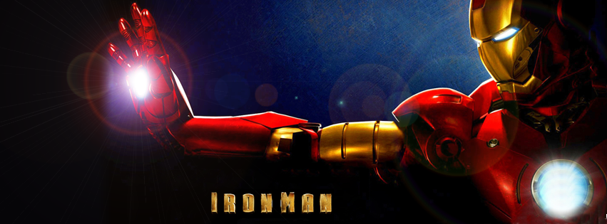 Download image Ironman Facebook Cover Photo 2 PC, Android, iPhone and ...