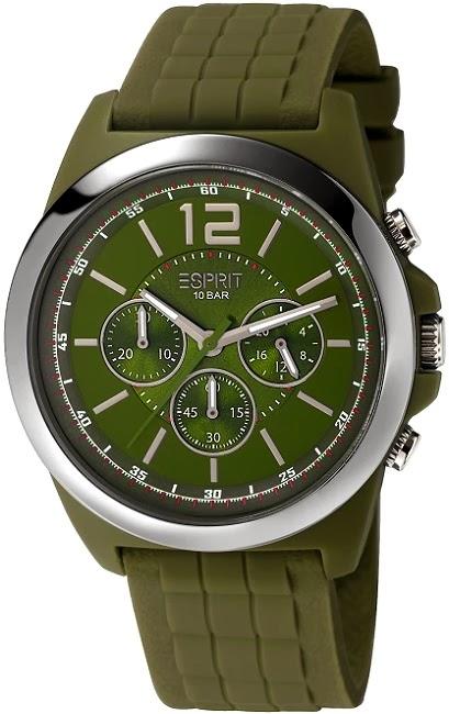 Esprit Hayward Green: Price INR 8495