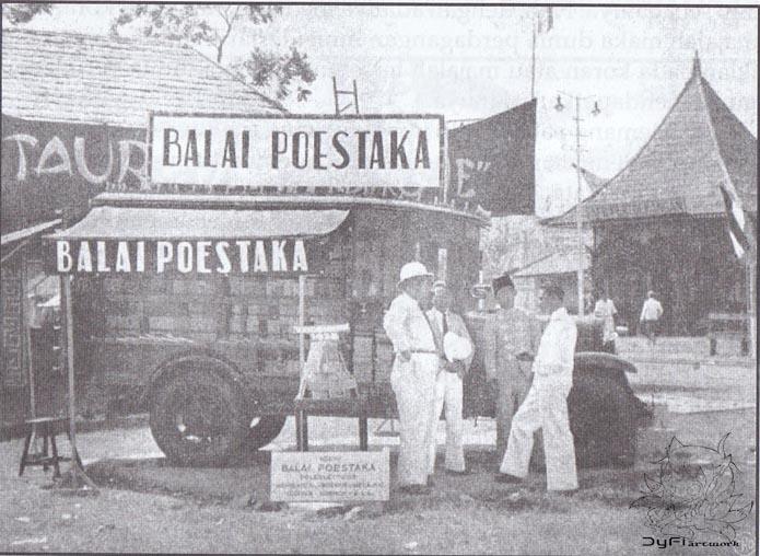 Fietri Anak Sastra Dan Bahasa Indonesia. Ladang Laweh: Angkatan Balai