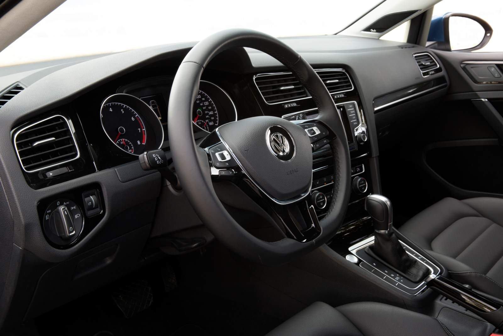 VW Golf 2016 Perua