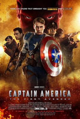 Ver Capitán América Película Online (2011)
