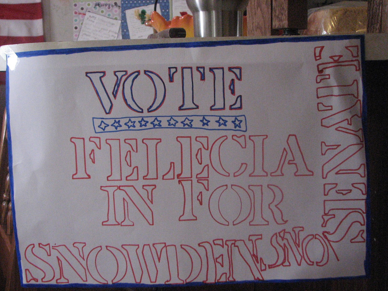 SnowDen with the Fam' Homeschooling: ELECTIONS UNIT STUDY