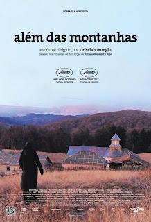 """Poster do filme """"Além das Montanhas"""""""