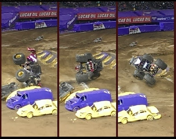 Monster Jam Oakland CA