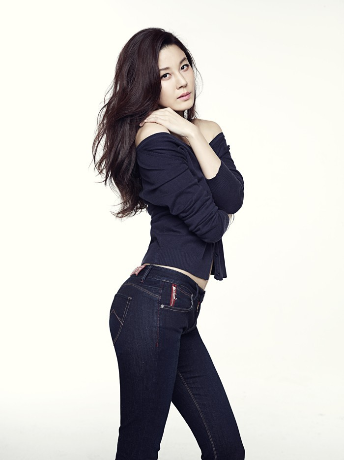 Twenty2 Blog Kim Ha Neul For Carrera Jeans Spring 2014 Ad Campaign Fashion And Beauty