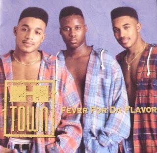 H TOWN - FEVER FOR DA FLAVOR (1993)
