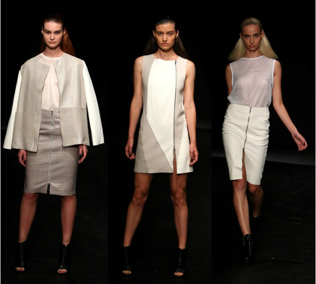 label love kahlo the kirby bee leather mercedes benz fashion week sydney