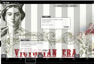 Victorian Era timeline