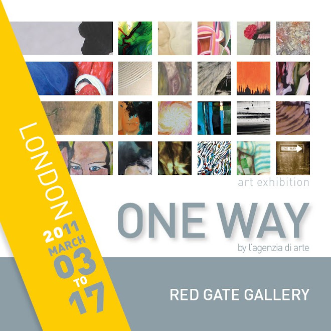 One Way - Red Gate Gallery, London, UK