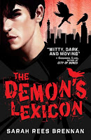 the demon's lexicon sarah rees brennan