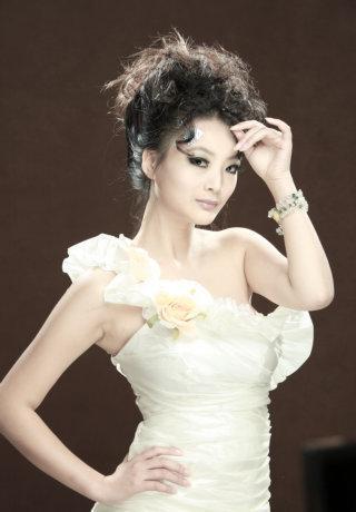 Danielle Wang 3d photo 1