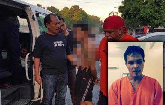 Penjenayah melarikan dari tahanan polis di Paya Jaras berjaya diberkas semula