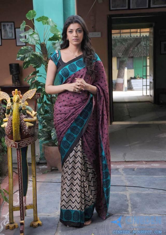 Thuppakki is My Biggest Film, says Kajal Agarwal