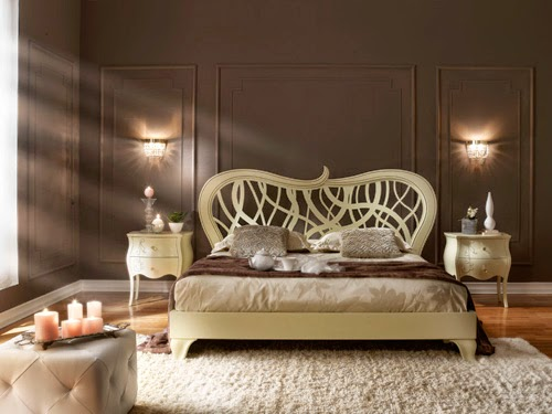 Romantic Bedroom Decorating Design Ideasmodern Homesmodern Design ...