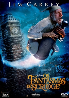Os Fantasmas de Scrooge – Torrent BluRay 720p Download (Disney's A Christmas Carol) (2009) Dublado